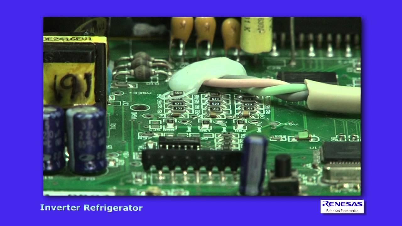 refrigerator circuit diagram [ 1280 x 720 Pixel ]