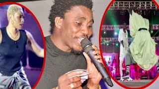 Après Ndeye Sy, Baye Gaya impressionne Wally Seck sur scène à Thies...