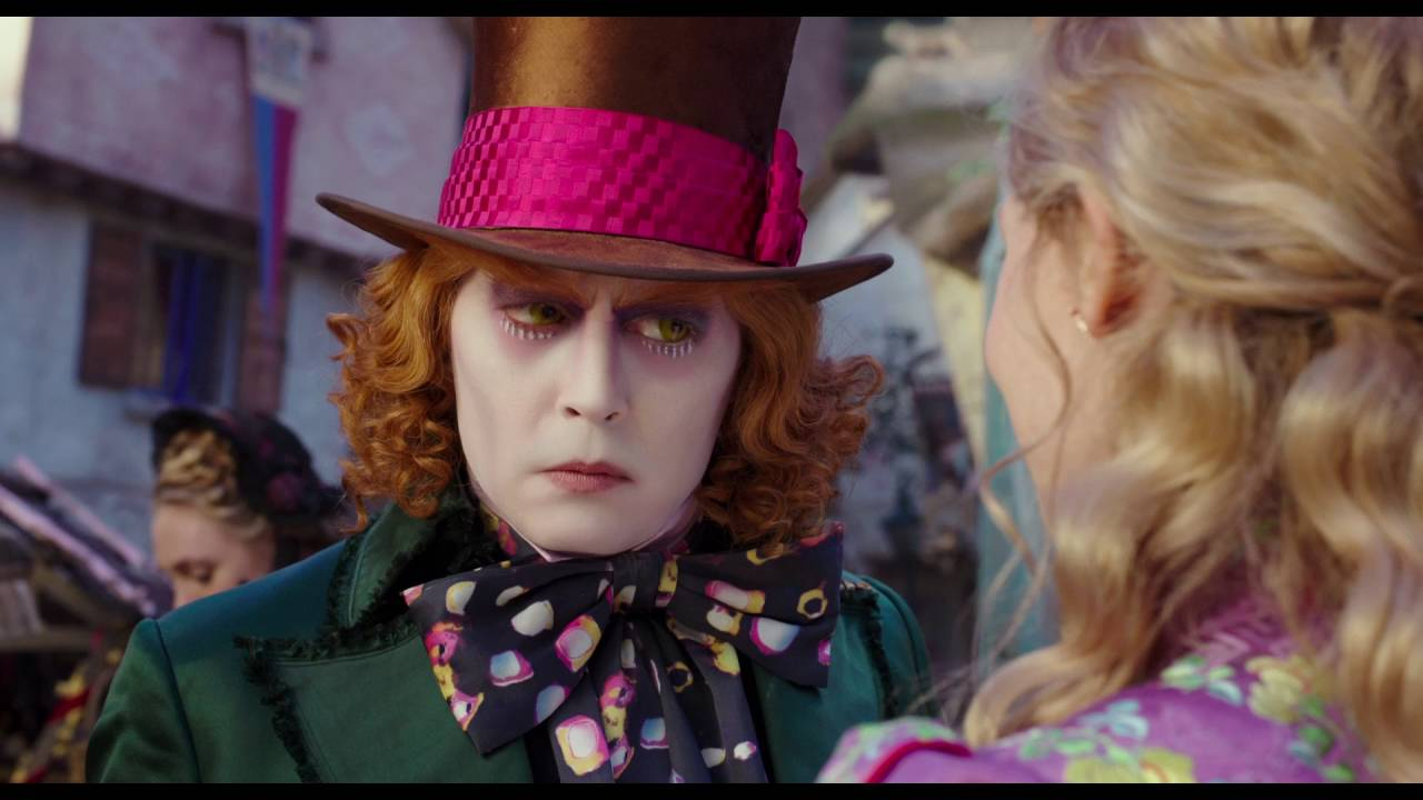 Alice Through The Looking Glass | Trailer 2 | Disney NL