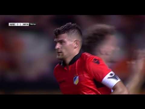 Βίντεο αγώνα: ΑΠΟΕΛ 2-1 ΔΟΞΑ (φιλικό)