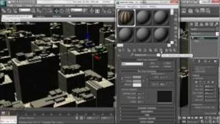 El Shamy Designs - How to make a city in 3D Max by greeble modifier