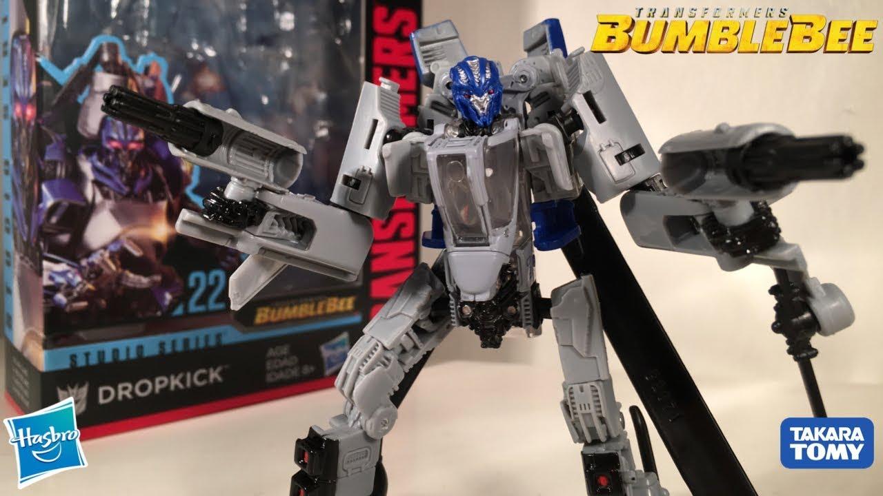 Transformers Generations Studio Series #22 Deluxe Dropkick