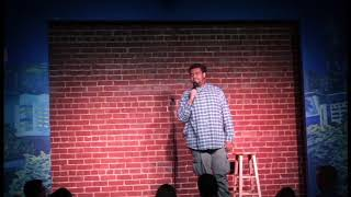 David Goolsby at Goodnights Comedy Club's NC's Funniest Competition (6/28/2018)