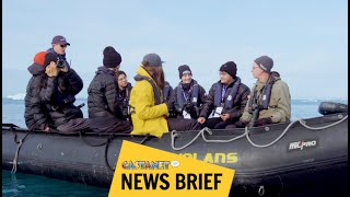 Kelowna sisters return from 2019 Arctic Expedition