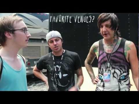 Of Mice & Men interview Vans Warped Tour 2011