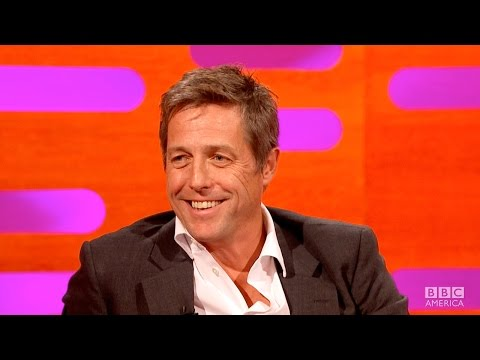 HUGH GRANT's Worst Audition Made the Director Puke - The Graham Norton Show on BBC AMERICA
