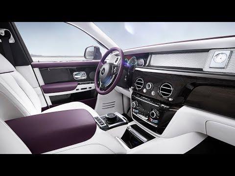 Rolls-Royce Phantom 2018 Great Interior