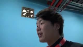 井口監督の初陣となった台湾遠征初戦に先発した二木康太投手。2017年最...