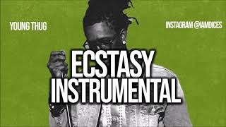 """Young Thug """"Ecstasy"""" Instrumental Prod. by Dices *FREE DL*"""
