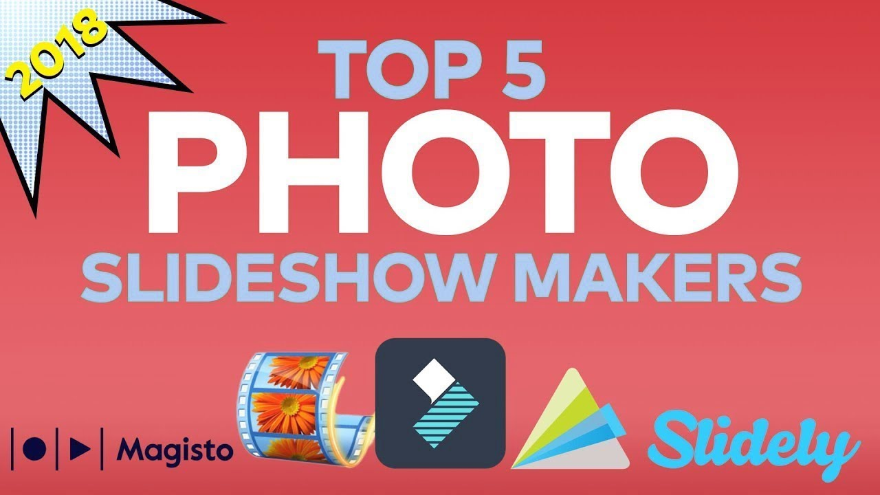 Best free photo slideshow maker for windows 10