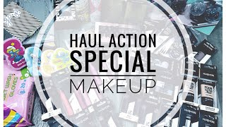 Nouveau Haul Action spécial beaute: makeup a petit prix