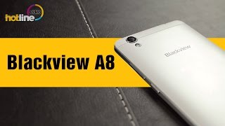 blackview A8  обзор бюджетного смартфона