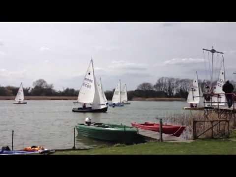 Welcome to Aylesbury Sailing Club
