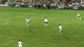 Resumen del partido Mérida AD - Real Betis (0-4)