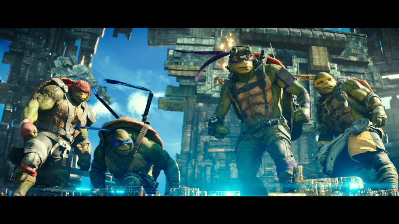 teenage mutant ninja turtles out of the shadows stream