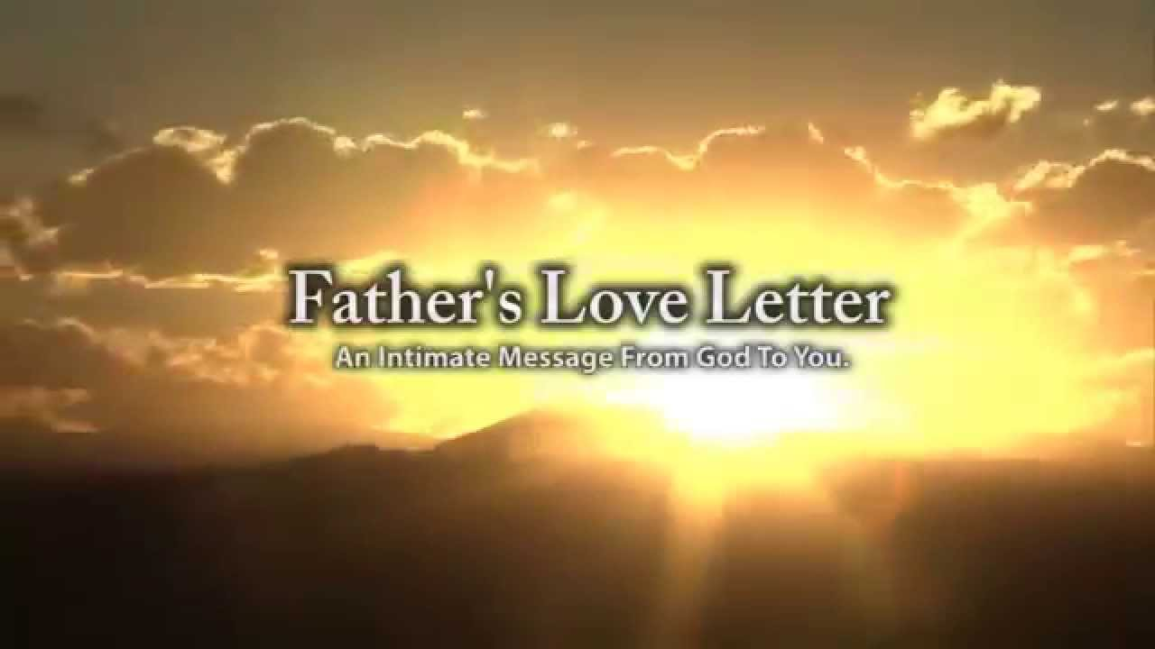 fathers love letter