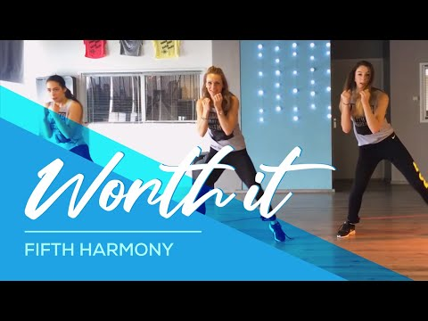Worth it  Fifth Harmony  HipNThigh Fitness Workout Dance   Choreography