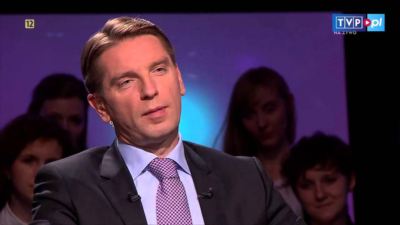 Tomasz Lis na żywo - Joanna Mucha: czuję dyskomfort pracy