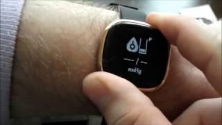 Smart Band P2 спортивний смарт браслет ( IP67).Розпакування,огляд.Вимірюємо арт. тиск .