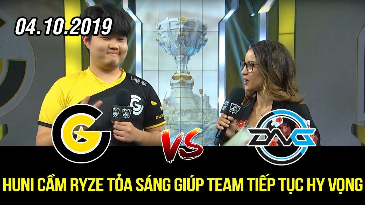 [CKTG 2019 Play-in] CG vs MMM Highlights | Huni cùng đồng đội đánh hủy diệt, hy vọng vẫn còn