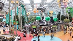 VISITING MALL OF AMERICA!