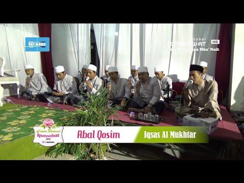 Abal Qosim (Iqsas Al Mukhtar feat Cak Rozi) - Lailatus Sholawat Iqsassalwa 2018