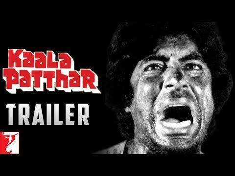 Kaala Patthar - Trailer | Amitabh Bachchan | Shashi Kapoor | Shatrughan Sinha