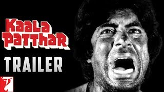Video Kaala Patthar | Official Trailer | Amitabh Bachchan | Shatrughan Sinha download MP3, 3GP, MP4, WEBM, AVI, FLV Oktober 2018