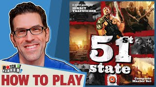 YouTube video 51st State - How To Play