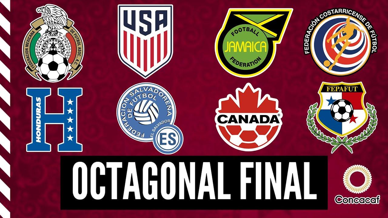 Download ASÍ QUEDA la OCTAGONAL FINAL de CONCACAF RUMBO a QATAR 2022 🏆 | PAÍSES CLASIFICADOS y CALENDARIO ⚽