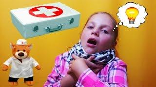 видео Боли в Горле: Ларингит, чем Лечить Горло