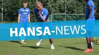 Hansa-News vor dem 7. Spieltag