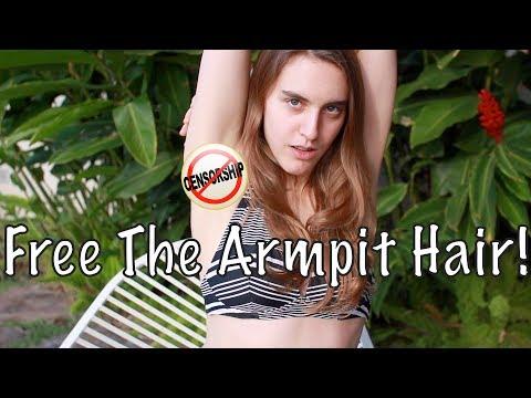 Why I'm Not Shaving My Armpits in Maui!