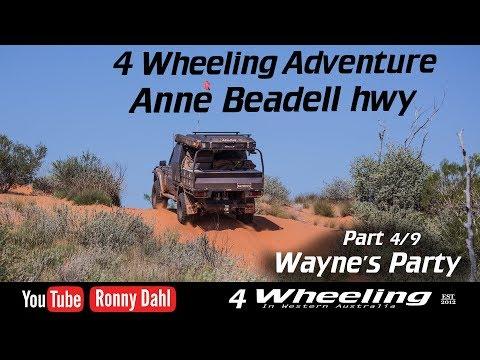 Ultimate 4 wheeling adventure remote desert 4/9