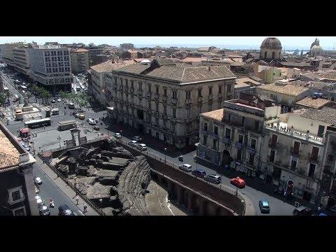 Catania Roman Amphitheatre