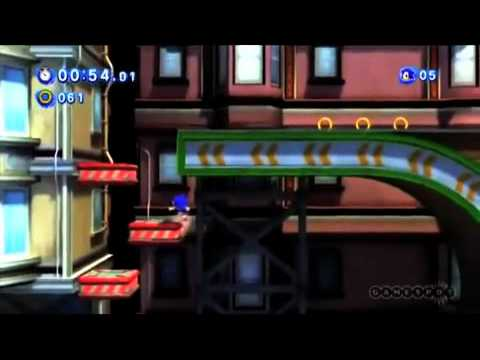 Sonic Genreations OST: City Escape (CLEAN)! DOWNLOAD MP3