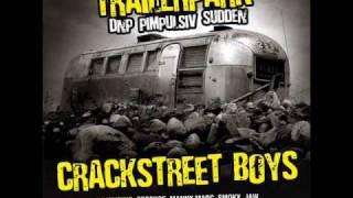 DNP & Pimpulsiv feat. JAW Patrick mit Absicht - Medien Crackstreetboys EP