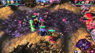 ShowMatch Heroes of the Storm  - Gamescom 2015