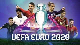 Uefa euro 2020 - all 24 teams (trailer)