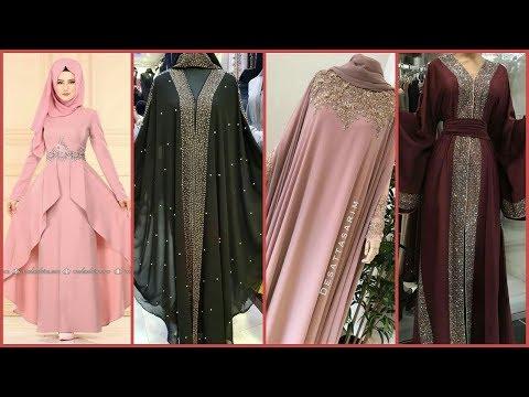 [video] Latest Abaya Designs 2019-2020 – Beautiful Abayas Designs Collection