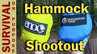 Eno Single Nest Hammock Test and Review for Wilderness Survival, Equip 2 Endure