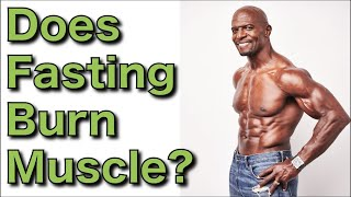 Does Fasting Destroy Your Muscle? | Jason Fung