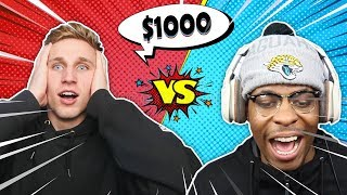 1 VS 1 MADDEN FOR $1000 GOES INTO OVERTIME! - MMG