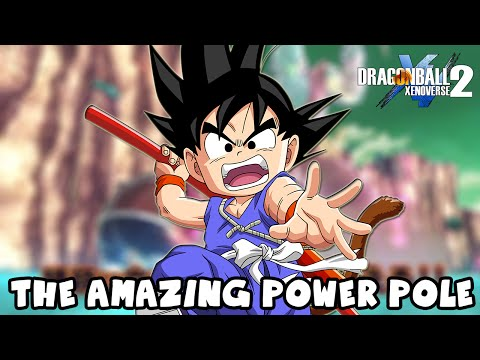 Dragon Ball Xenoverse 2 Talk: Human Awakening Transformation & Power Pole Amazingness