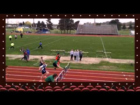 Michael Hume: Hurdle's, Portage North Middle School