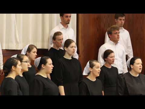 All Your Works Shall Praise You - Shenandoah Christian Music Camp