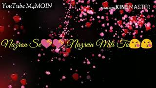 Best whats app lyric video status ||Shukran Allah || Shreya Ghoshal, and Sonu Nigam