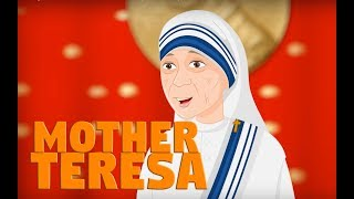 Story of Mother Teresa  | Saint Teresa of Calcutta | English | Story of Saints