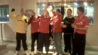 Red Dog licks Ram Groin Sweat Off Stolen Cup ;-)