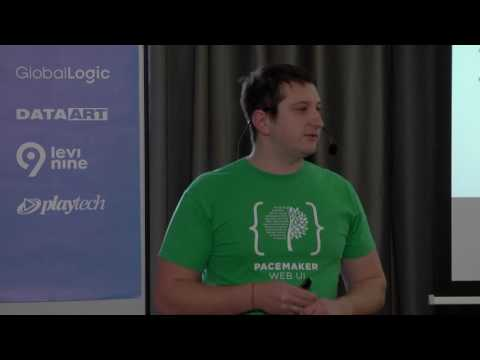 "Игорь Фесенко ""Let's Build a Web Application (and Talk About Ways to Improve Bad Parts)"""